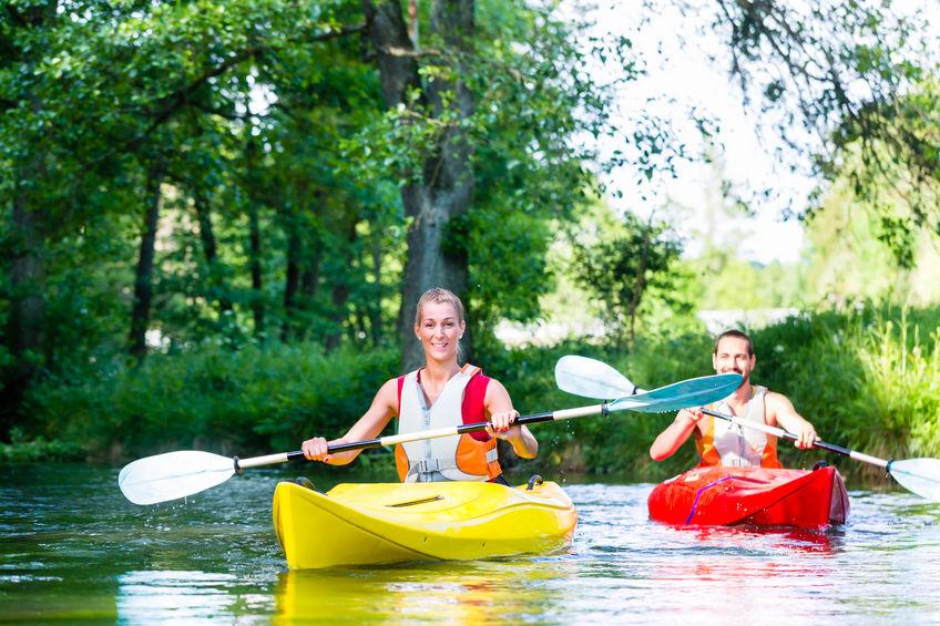 Faire du canoë en Ardèche : comment ça marche ?